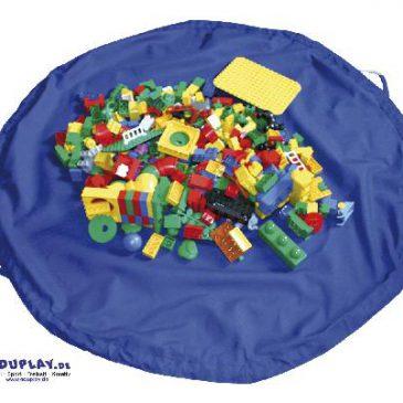 Aufräumsack/Spieldecke Blau - Kisus - Kinder, Spiel und Spaß