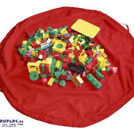 Aufräumsack/Spieldecke Rot - Kisus e.K. - Kinder, Spiel und Spaß - Kindergartenbedarf