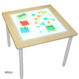 Leuchttisch farbig - Kisus - Kinder Speil und Spaß