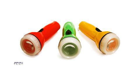 Minitaschenlampe Schlüsselanhänger - Kisus - Kinder, Spiel und Spaß - Großenseebach