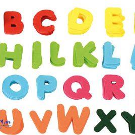 Filzbuchstaben Mega - Kisus - Kinder, Spiel und Spaß - edukatives Spielzeug