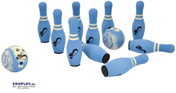 Soft Bowling - Kisus - Kinder, Spiel und Spaß