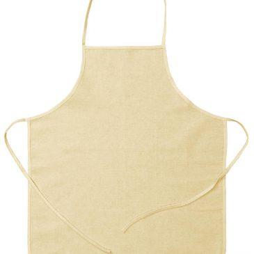 Saub're Jack' und saub're Hosen ... für die Kleinen und die Großen. Die Latzschürze ist ein nützlicher Beschützer beim Kochen, Backen - und bietet Ärmelfreiheit auch beim Malen und Basteln. Größe geeignet von ca. 3 bis 6 Jahre. Material: Baumwolle Maße: 60 x 50,5 cm, Schnur je 50 cm, Brustteil 21,5 breit EAN: 4260081543438