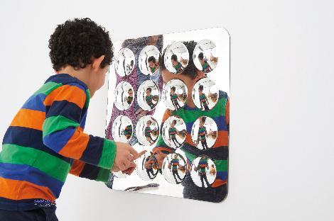 Spiegel Convex 16 klein - Kisus e.K. - Kinder, Spiel und Spaß