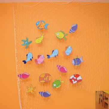 Fischernetz natur Für tolle Spiele und Deko-Ideen - Kisus e.K. - Kinder, Spiel und Spaß - bastelbedarf ideen, kita