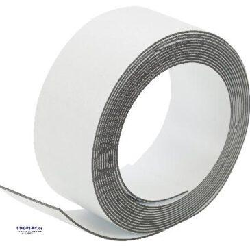 Magnet-Flexo-Band 10 m x 35 mm Magnethaftende Bereiche ohne Bohren - Kisus e.K. - Kinder, Spiel und Spaß - bürobedarf kindergarten altenheim