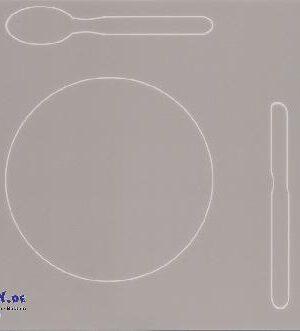 Platzset Mittagessen KIGA Rechtshänder Tischdecken will gelernt sein - Kisus e.K. - Kinder, Spiel und Spaß - Kindergarten