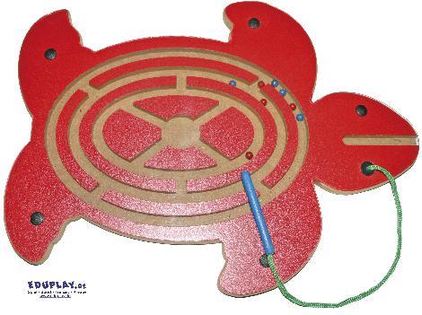 Magnetspiel Schildkröte Einzeln oder als Schlange lassen - Kisus e.K. - Kinder, Spiel und Spaß