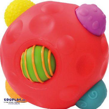 Meteor Ball 7-tlg. Fühlen, sehen und entdecken - Kisus e.K. - Kinder, Spiel und Spaß - großhandel spielzeug