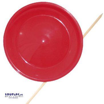 Jonglierteller mit Stab Einfacher als es aussieht - Kisus e.K. - Kinder, Spiel und Spaß - Kindergarten, KITA, Zirkus