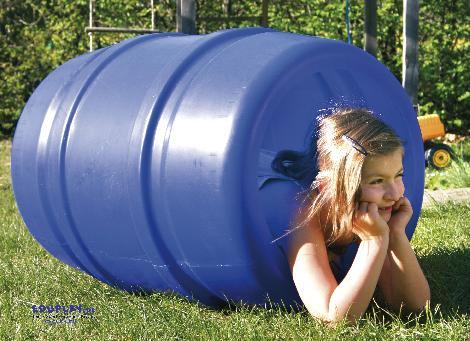 Krabbelfass macht Riesenspaß - Kisus e.K. - Kinder, Spiel und Spaß - Kindergartenausstattung