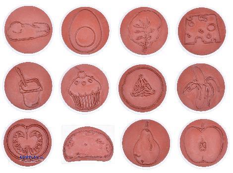 Ernährungsstempel Welche sind gesunde Lebensmittel? - Kisus e.K. - Kinder, Spiel und Spaß - Kindergarten, Ernährung