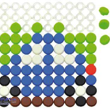 Knopfplatten 1010er Set Buchstaben, Zahlen,Schmetterling, Auto, Muster ... 1000 Knöpfe und 10 Platten wartenauf kreative Gestalter. Das fördert Feinmotorik und ist eine farbenfrohe Beschäftigung für Drinnen-bleib-Tage - kisus e,K, - Kinder, Spiel und Spaß - kindergarten, kita, schule, grundschule, vorschule