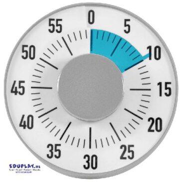 Zeitzeiger Wie lange dauert Eier kochen ... zehn Minuten, eine dreiviertel Stunde? - Kisus e.K. - Kinder, Spiel und Spaß