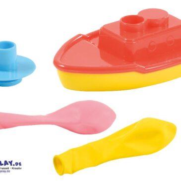 Ballon Boot – Kunststoff