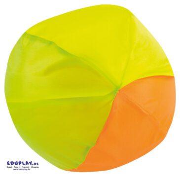 Balloncover / Osternest 20 cm Bunte Ballonhülle und Osternest in einem ... Was für eine schöne Oster-Überraschung: Nest und Spielzeug in einem Geschenk. Ein runder Luftballon (nicht inkl.) verwandelt dieses farbenfrohe Balloncover im Nu in einen Zeitlupenball. - Kisus e.K. - Kinder, Spiel und Spaß - Kindergarten, KITA