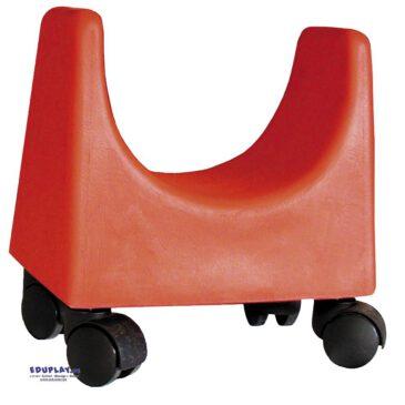 Soft Roller Vorwärts oder rückwärts ... das ist bei dem symmetrischen Softroller gleich. Denn da sitzt man immer gleich in Fahrtrichtung. Stärkt die Muskeln, fördert Bewegung und Koordination. - Kisus e.K. - Kinder, Spiel und Spaß - krippe. kinderkrippe, krippenausstattung
