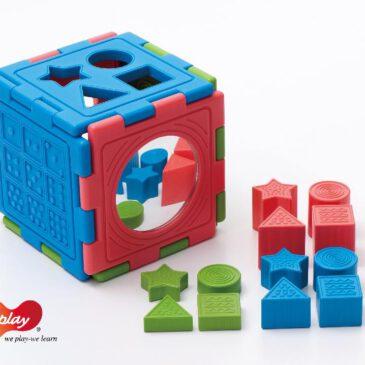 earning Cube 4 Funktionen in einem Set!