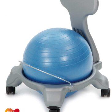 Kleiner Ball Stuhl Bewegtes sitzen