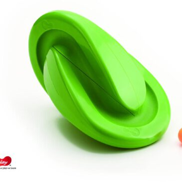 Forever Up & Down (S) Dreidimensionale Bewegung ... Mit Geschicklichkeit und Konzentration den Ball in der dreidimensionalen Acht führen