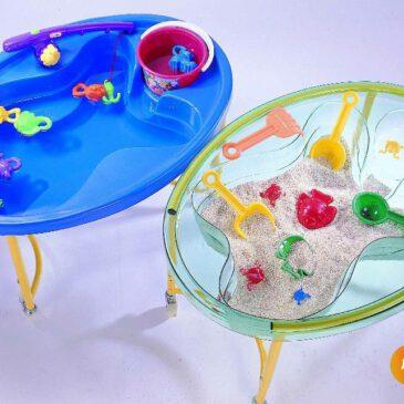 Sand-/Wassertisch Für Sand und Erde