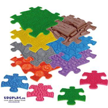 Sensorik-Pfad 11-teilig - Kisus e.K. - Kinder, Spiel und Spaß - Fach-Großhandel für Kindergartenausstattung (auch Kinderkrippe), Spielwaren und Bastelbedarf